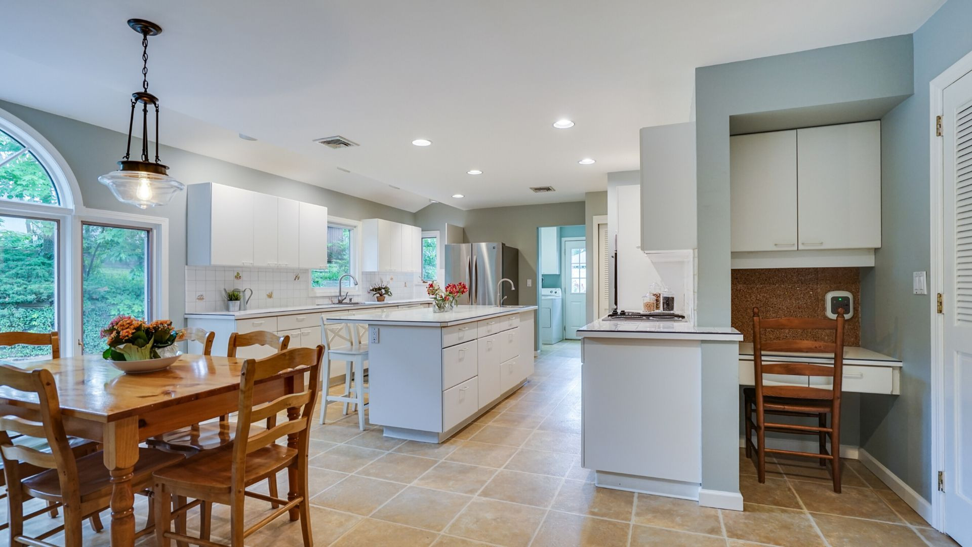 Seabreeze - Kitchen- Vacant Staging