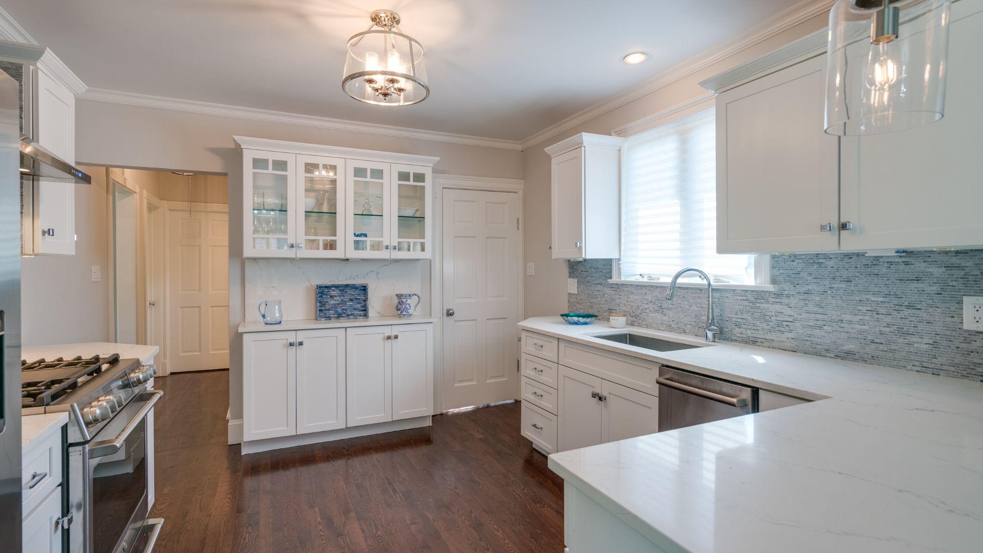 Katherine - Kitchen - Interior Design Renovation